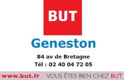 Sponsor magasin BUT Geneston