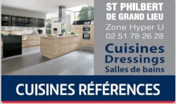 Sponsor Cuisines références St Philbert de GL