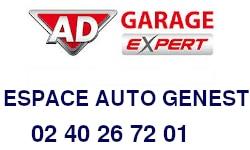 Sponsor garage espace auto Genest