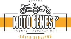 Sponsor garage Moto Genest